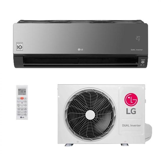 Ar Condicionado Inverter LG Artcool Voice 18000 Btus Quente e Frio 220v