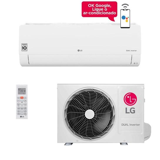 Ar Condicionado Inverter LG Dual Voice 18000 Btus Quente e Frio 220v