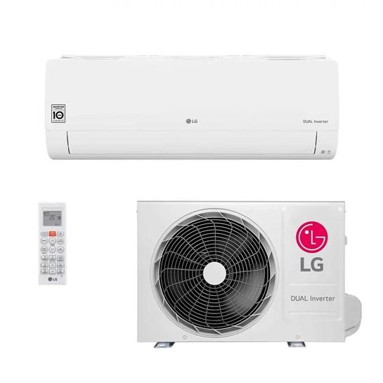 Ar Condicionado Inverter LG Dual Voice 24000 Btus Quente e Frio 220v