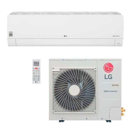 Ar Condicionado Inverter LG Dual Voice 36000 Btus Quente e Frio 220v