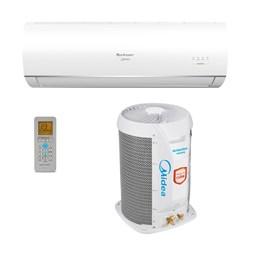 Ar Condicionado Inverter Springer Midea Airvolution Barril 18000 Btus Quente e Frio 220v