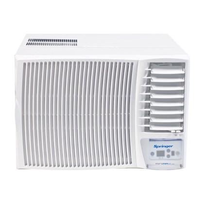 Ar Condicionado Janela Eletrônico 21000 Btus Quente e Frio 220v Springer Silentia