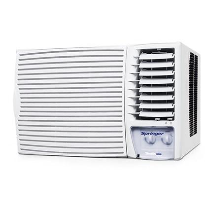 Ar Condicionado Janela Mecânico 21000 Btus Quente e Frio 220v Springer Silentia