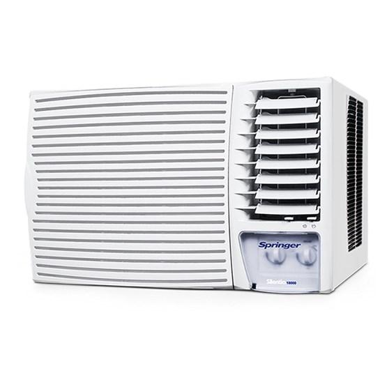 Ar Condicionado Janela Mecânico 30000 Btus Quente e Frio 220v Springer Silentia