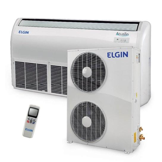 Ar Condicionado Piso Teto Atualle Eco Elgin 48000 BTUs Quente Frio 220V Trifásico