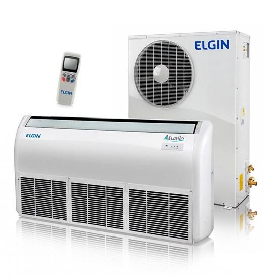Ar Condicionado Piso Teto Atualle Eco Elgin 60000 BTUs Quente e Frio 220V Trifásico