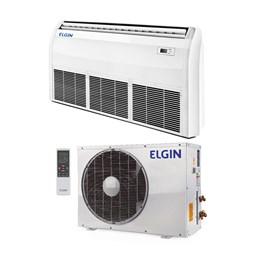 Ar Condicionado Piso Teto Elgin Atualle Eco 58000 Btus Frio 220v condensadora compacta