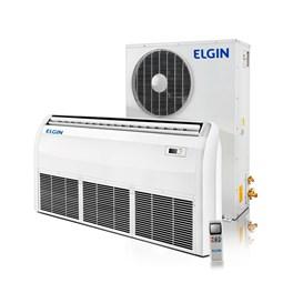 Ar Condicionado Piso Teto Elgin Eco 48000 Btus Quente e Frio 380v