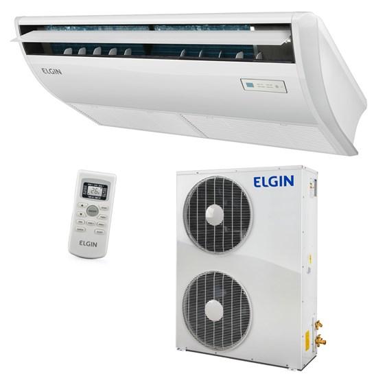 Ar Condicionado Piso Teto Elgin Eco 60000 Btus Frio 220v