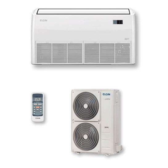 Ar Condicionado Piso Teto Elgin Inverter 48000 Btus Frio 220V