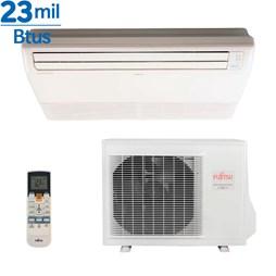 Ar Condicionado Piso Teto Fujitsu Inverter 23000 Btus Quente e Frio 220v