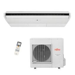Ar Condicionado Piso Teto Fujitsu Inverter 29000 Btus Quente e Frio 220v