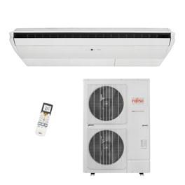 Ar condicionado Piso Teto Fujitsu Inverter 42000 Btus Quente e Frio 220v