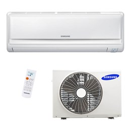 Ar Condicionado Split 12000 Btus Quente e Frio 220v Samsung Max Plus