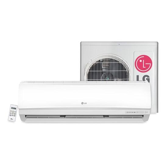 Ar Condicionado Split 18000 Btus Quente e Frio 220v LG Smile
