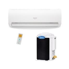 Produto Ar Condicionado Split 9000 Btus Quente Frio 220v Springer Midea - 42MAQA09S5