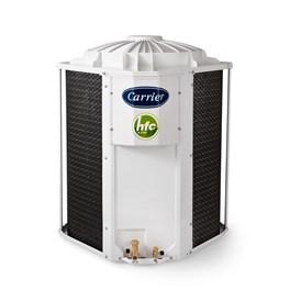 Ar Condicionado Split Cassete Eco Carrier 58000 Btus Frio 380V EcoTri