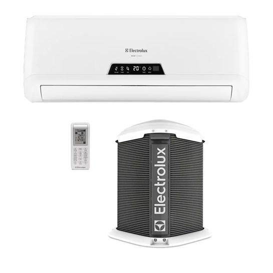 Ar Condicionado Split Electrolux Ecoturbo 12000 Btus Quente e Frio 220v