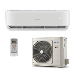 Ar Condicionado Split Elgin Eco Plus 24000 Btus Frio 220v