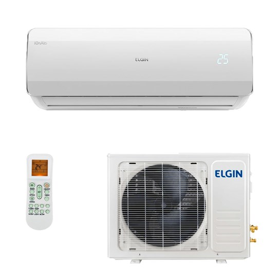 Ar Condicionado Split Elgin Eco Power 18000 Btus Quente e Frio 220v
