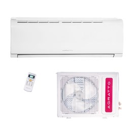 Ar Condicionado Split Hi-Wall 12000 Btus Frio Agratto Fit 220V