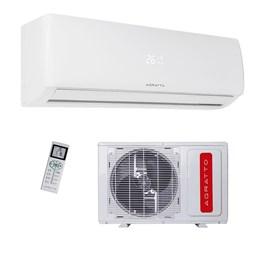 Ar Condicionado Split Hi Wall 12000 Btus Quente e Frio 220v Agratto One
