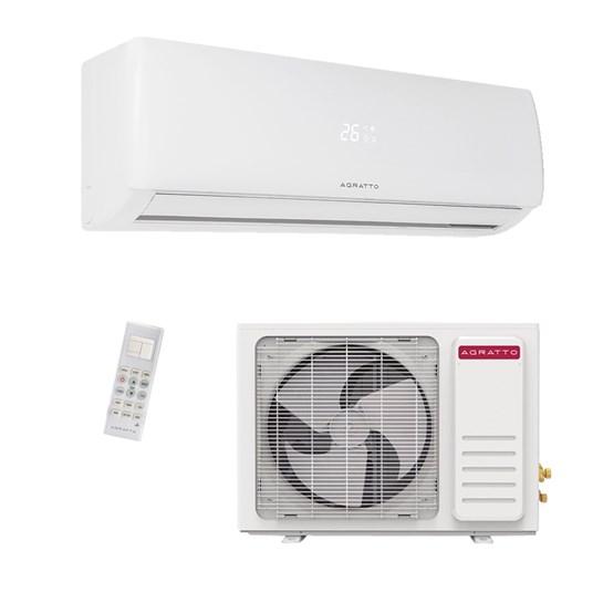Ar Condicionado Split Hi-Wall 30000 Btus Frio Agratto Fit 220V