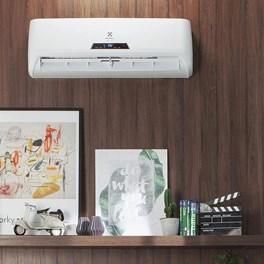 Ar Condicionado Split Hi Wall 9000 Btus Frio 220v Electrolux Eco Turbo
