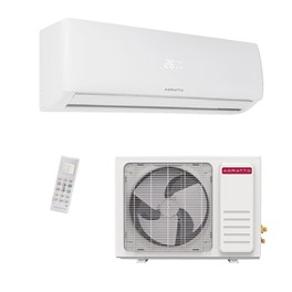 Ar Condicionado Split Hi-Wall 9000 Btus Frio Agratto Fit 220V