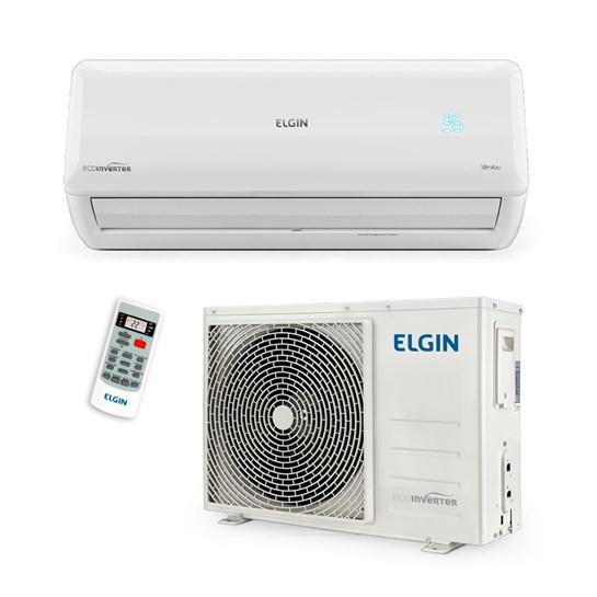 Ar Condicionado Split Hi-Wall Eco Inverter Elgin 30000 Btus Frio 220V