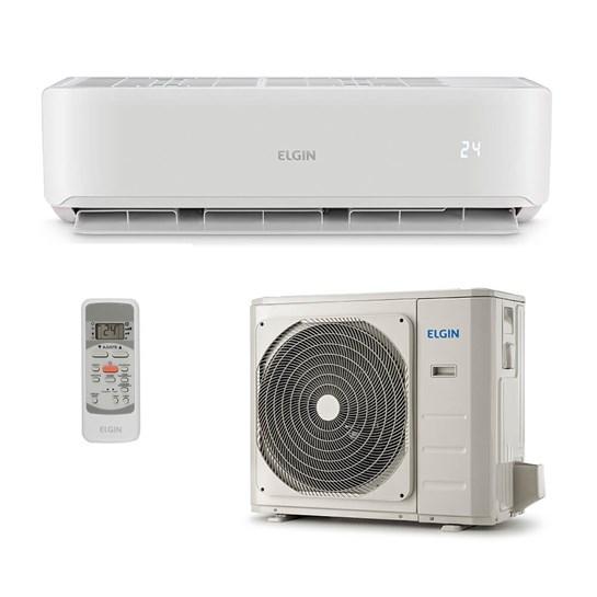 Ar Condicionado Split Hi-Wall Elgin Eco Plus 12000 Btus Quente e Frio 220V