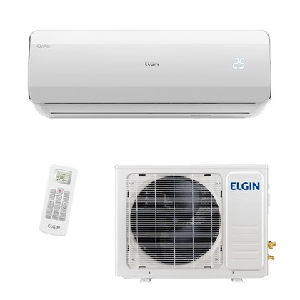 Ar Condicionado Split Hi-Wall Elgin Eco Power 12000 Btus Frio 220V