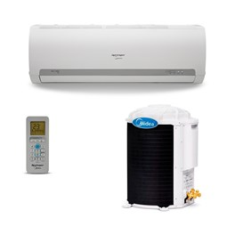 Ar condicionado Split High Wall Springer Midea 18000 Btus Frio 220v