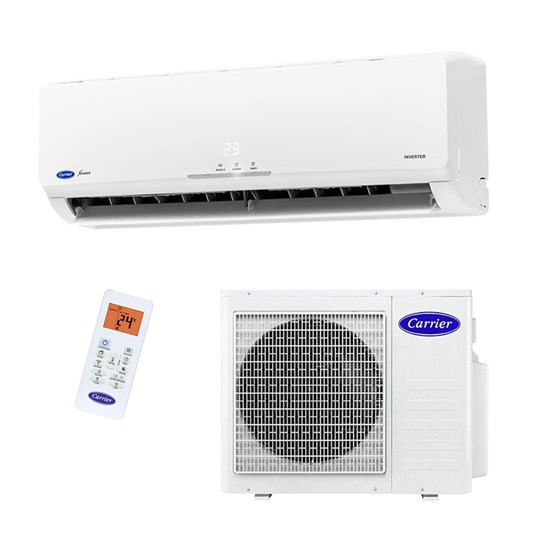 Ar Condicionado Split Inverter 12000 Btus Frio 220v Carrier X- Power