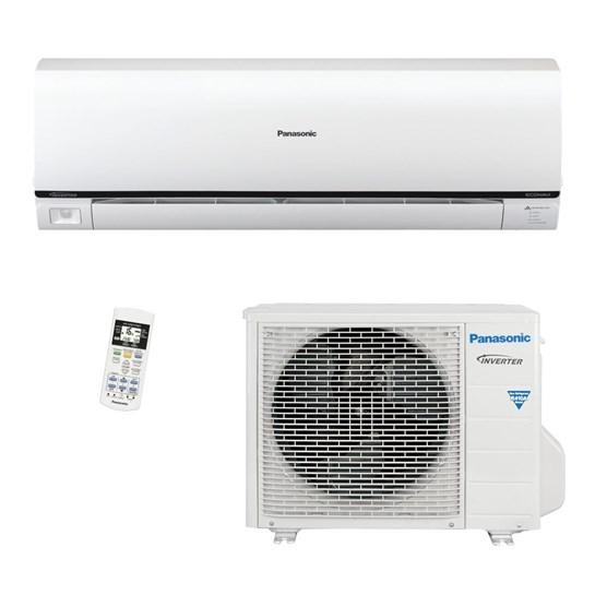 Ar Condicionado Split Inverter 9000 Btus Frio 220v Panasonic Econavi