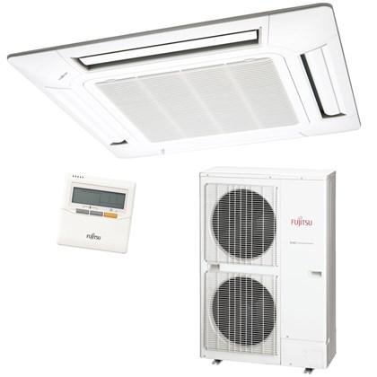 Ar Condicionado Split Inverter Cassete 45000 Btus Quente e Frio 220v Fujitsu