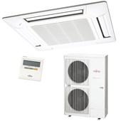 Ar Condicionado Split Inverter Cassete 48000 Btus Quente e Frio 380v Trifásico Fujitsu