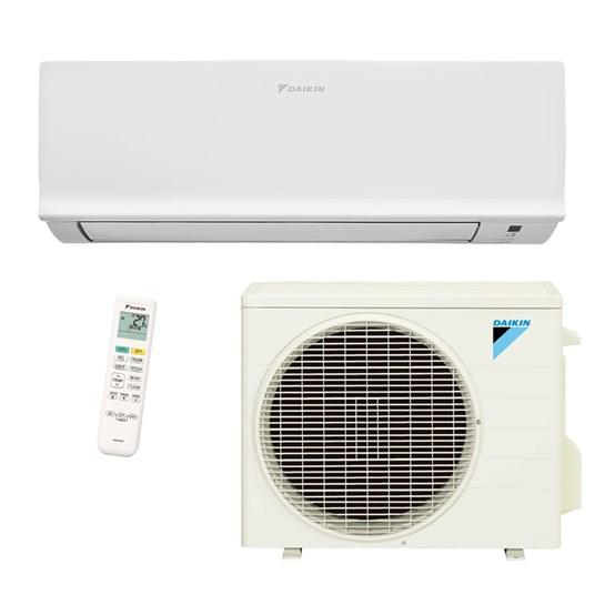 Ar Condicionado Split Inverter Exclusive Daikin 12000 Quente e Frio 220V