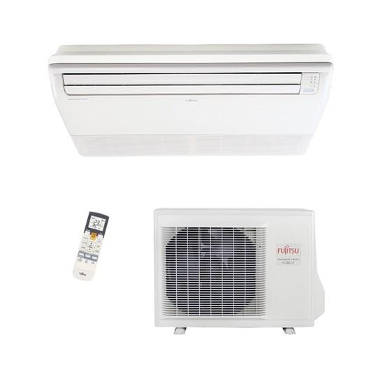Ar Condicionado Split Inverter Piso Teto 17000 Btus Quente e Frio 220v Fujitsu