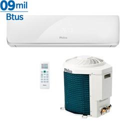 Ar Condicionado Split Philco Barril 9000 Btus Quente e Frio  220v