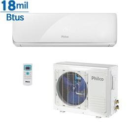 Ar Condicionado Split Philco Hi-Wall Inverter 18000 Quente/Frio 220V Mono