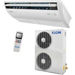 Ar Condicionado Split Piso Teto Atualle Eco Elgin 58000 Btus Frio 220V Trifásico