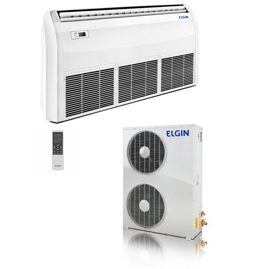 Ar Condicionado Split Piso Teto Atualle Eco Elgin 60000 Quente e Frio 380V Trifásico