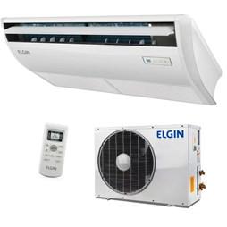 Ar Condicionado Split Piso Teto Eco Elgin 36000 BTUs Frio 220V Monofásico