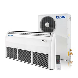 Ar Condicionado Split Piso Teto Elgin Atualle Eco 80000 Btus Frio 380v