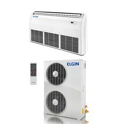 Ar Condicionado Split Piso Teto Elgin Eco 80000 Btus Frio 380v