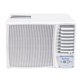 Ar Condicionado Springer Janela Mecânico Silentia 21000 Btus Quente e Frio 220V