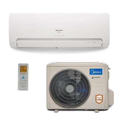 Ar Condicionado Springer Midea Inverter 12000 Quente e Frio 220V